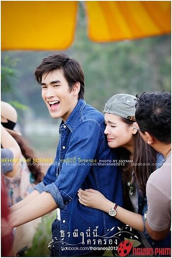 Trái Tim Người Thừa Kế - Thoranee Ni Nee Krai Krong