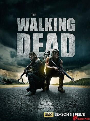 Xác Sống Phần 8 - The Walking Dead Season 8