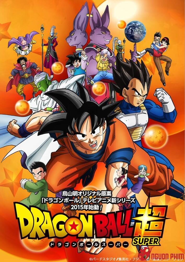 Phim Bảy Viên Ngọc Rồng Siêu Cấp | Dragon Ball Super (2015) - nguontv.com
