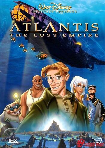 Atlantis: Đế Chế Đã Mất