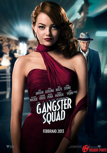 Băng Đảng Gangster (2013)