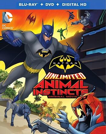 Batman: Dũng Cảm Và Táo Bạo