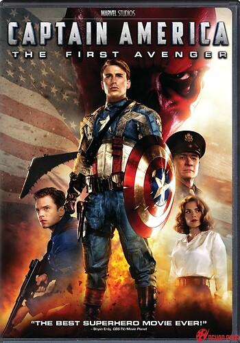 Captain America 1: Kẻ Báo Thù Đầu Tiên (Đại Úy Mỹ 1) - Captain America 1: The First Avenger
