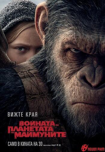 Cuộc Chiến Của Hành Tinh Khỉ
