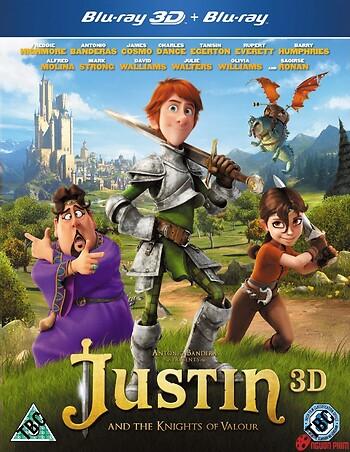 Justin & Hiệp Sĩ Quả Cảm