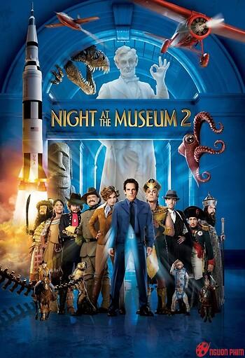 Đêm Tối Ở Viện Bảo Tàng 2:cuộc Đấu Tranh Ở Smithsonian (2009)