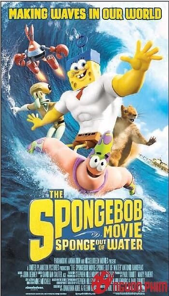 Spongebob: Người Hùng Lên Cạn