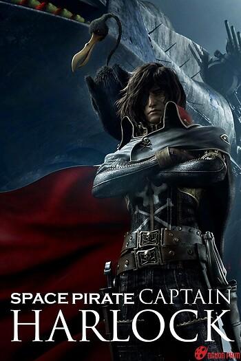 Thuyền Trưởng Hải Tặc Vũ Trụ Harlock