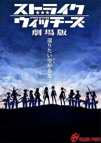 Strike Witches Gekijouban