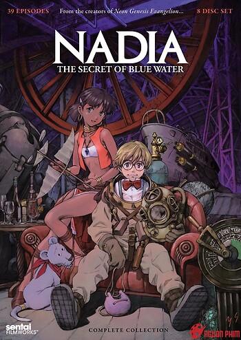Nadia: Bí Mật Biển Xanh