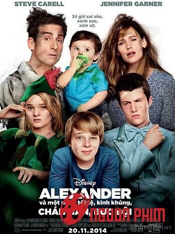 Alexander Và Một Ngày Tồi Tệ