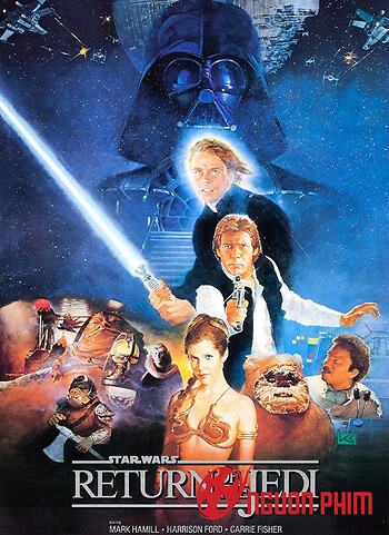 Chiến Tranh Giữa Các Vì Sao 6: Sự Trở Về Của Hiệp Sỹ Jedi