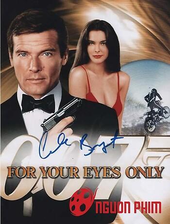 Điệp Viên 007: Riêng Đôi Mắt Em