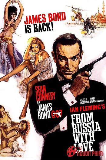 Điệp Viên 007: Tình Yêu Từ Nước Nga