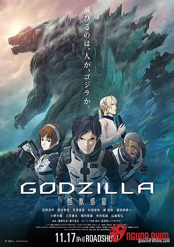 Godzilla: Hành Tinh Quái Vật