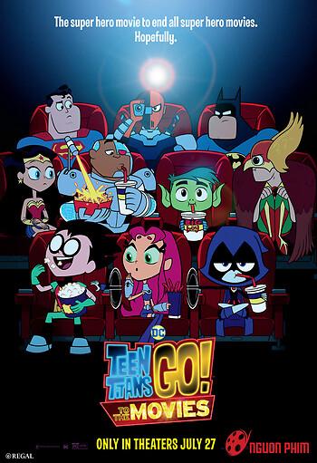Phim Riêng Về Nhóm Teen Titans