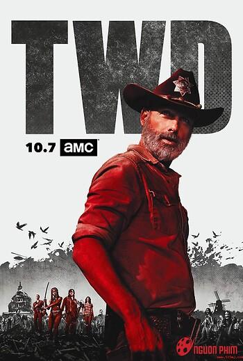 Xác Sống Phần 9 - The Walking Dead (Season 9)