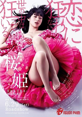 Công Chúa Sakura: Tình Yêu Cách Trở