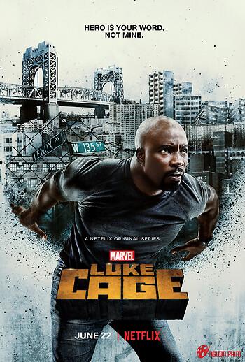Siêu Anh Hùng Luke Cage 2