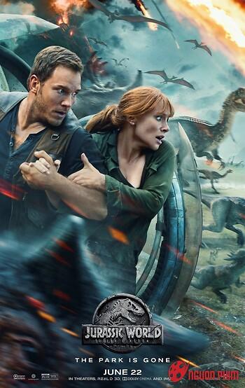 Thế Giới Khủng Long: Vương Quốc Sụp Đổ - Jurassic World: Fallen Kingdom 2018