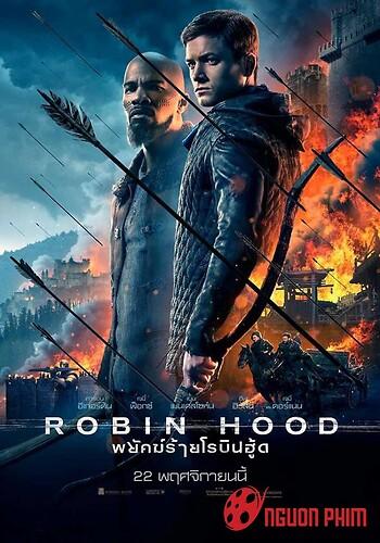 Siêu Trộm Lừng Danh Robin Hood