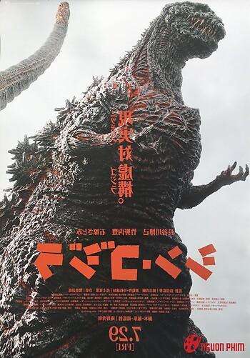 Sự Hồi Sinh Của Godzilla