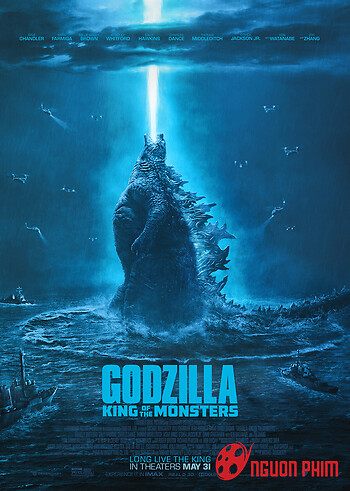 Chúa Tể Godzilla - Godzilla: King Of The Monsters