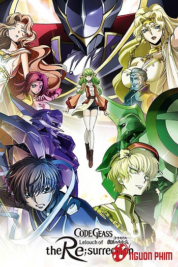 Code Geass: Sự Phục Sinh Của Lelouch