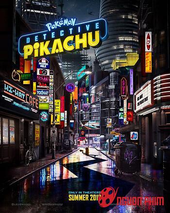 Pokémon: Thám Tử Pikachu - Pokémon: Detective Pikachu