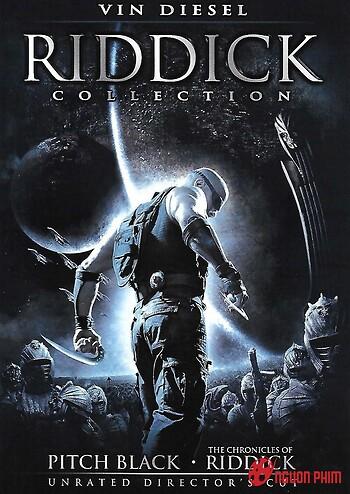 Riddick 1 : Quái Vật Trên Hành Tinh Lạ