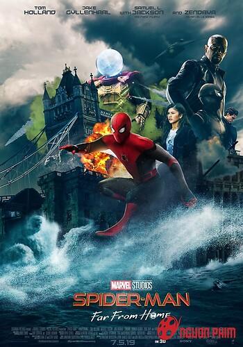 Người Nhện: Xa Nhà - Spider Man: Far From Home
