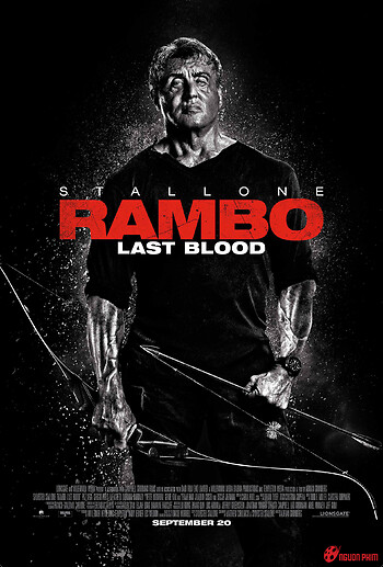 Rambo 5: Bức Tranh Màu Máu - Rambo 5: Last Blood