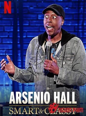 Arsenio Hall: Thông Minh Và Phong Cách