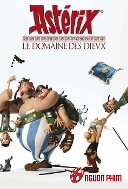 Asterix Và Vùng Đất Thần Thánh