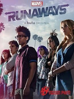 Biệt Đội Runaways (Phần 1)
