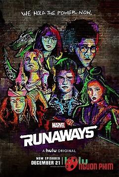 Biệt Đội Runaways (Phần 2)