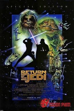 Chiến Tranh Các Vì Sao 6: Sự Trở Lại Của Các Jedi