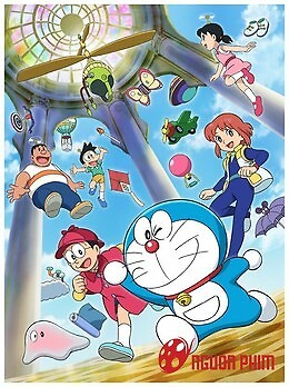 Chú Mèo Máy Thần Kỳ Doraemon