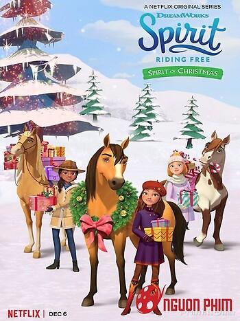 Chú Ngựa Spirit - Tự Do Rong Ruổi: Giáng Sinh Cùng Spirit - Spirit Riding Free: Spirit Of Christmas