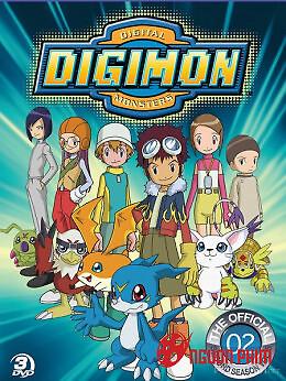 Cuộc Phiêu Lưu Của Những Con Thú Digimon (Phần 2)