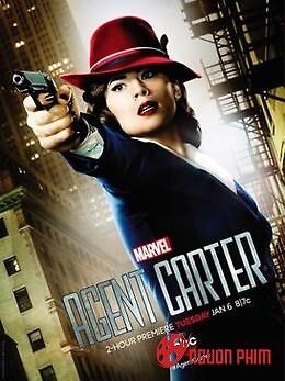 Đặc Vụ Carter (Phần 1)