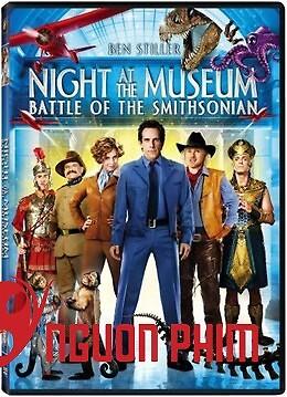 Đêm Tối Ở Viện Bảo Tàng 2:cuộc Đấu Tranh Ở Smithsonian Phần 2 (2009)