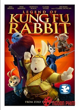 Kung Fu Thỏ Ngố
