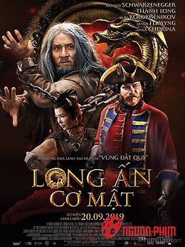Long Ấn Cơ Mật - Journey To China: The Iron Mask Mystery
