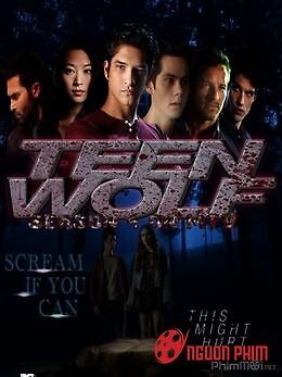 Người Sói Teen (Phần 4)