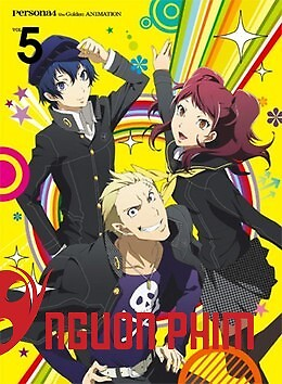 Persona 4 The Golden Animation 2014