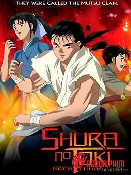 Shura No Toki: Truyền Nhân Atula