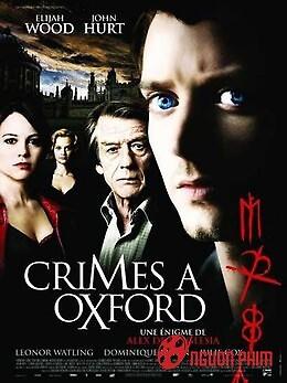 Tên Sát Nhân Trường Oxford