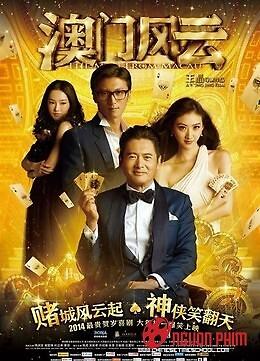 Thần Bài Macau - Đổ Thành Phong Vân