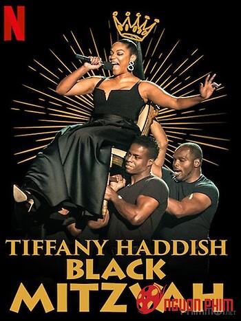 Tiffany Haddish: Cô Nàng Do Thái Da Đen